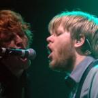 Arcade Fire op Lowlands 2007