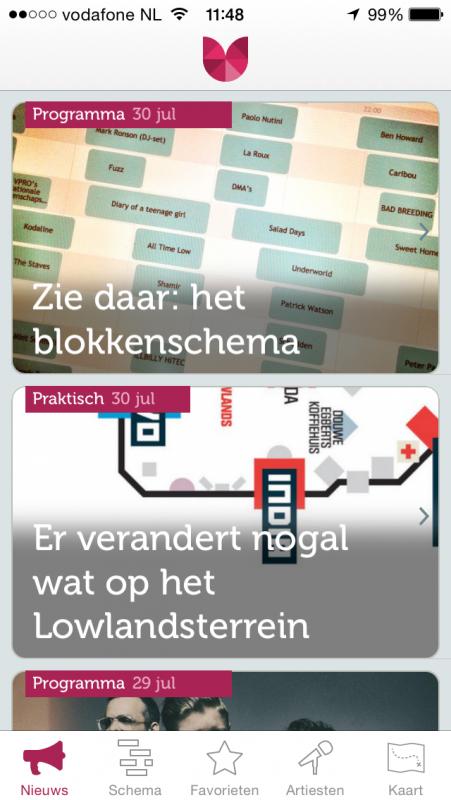 App: het nieuws