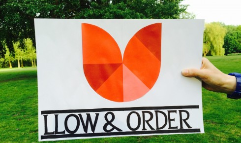 LLOW AND ORDER logo