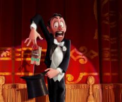 Pixar short - Presto